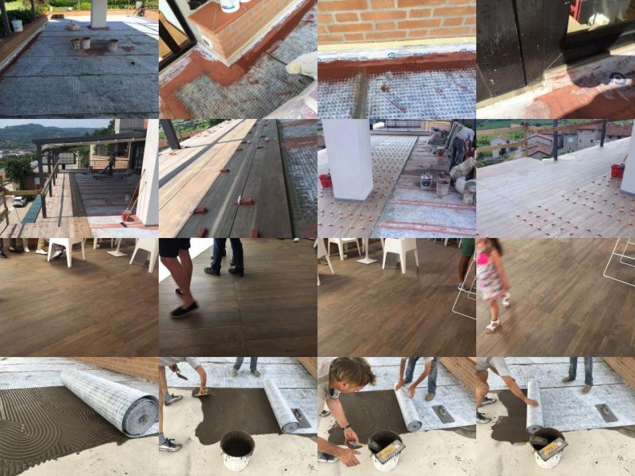 Impermeabilizzare un terrazzo impresa riuscita fratelli pellizzari
