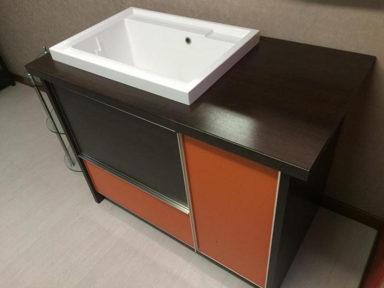 Mobile lavanderia montegrappa prezzo occasione a vicenza - Montegrappa mobili bagno ...