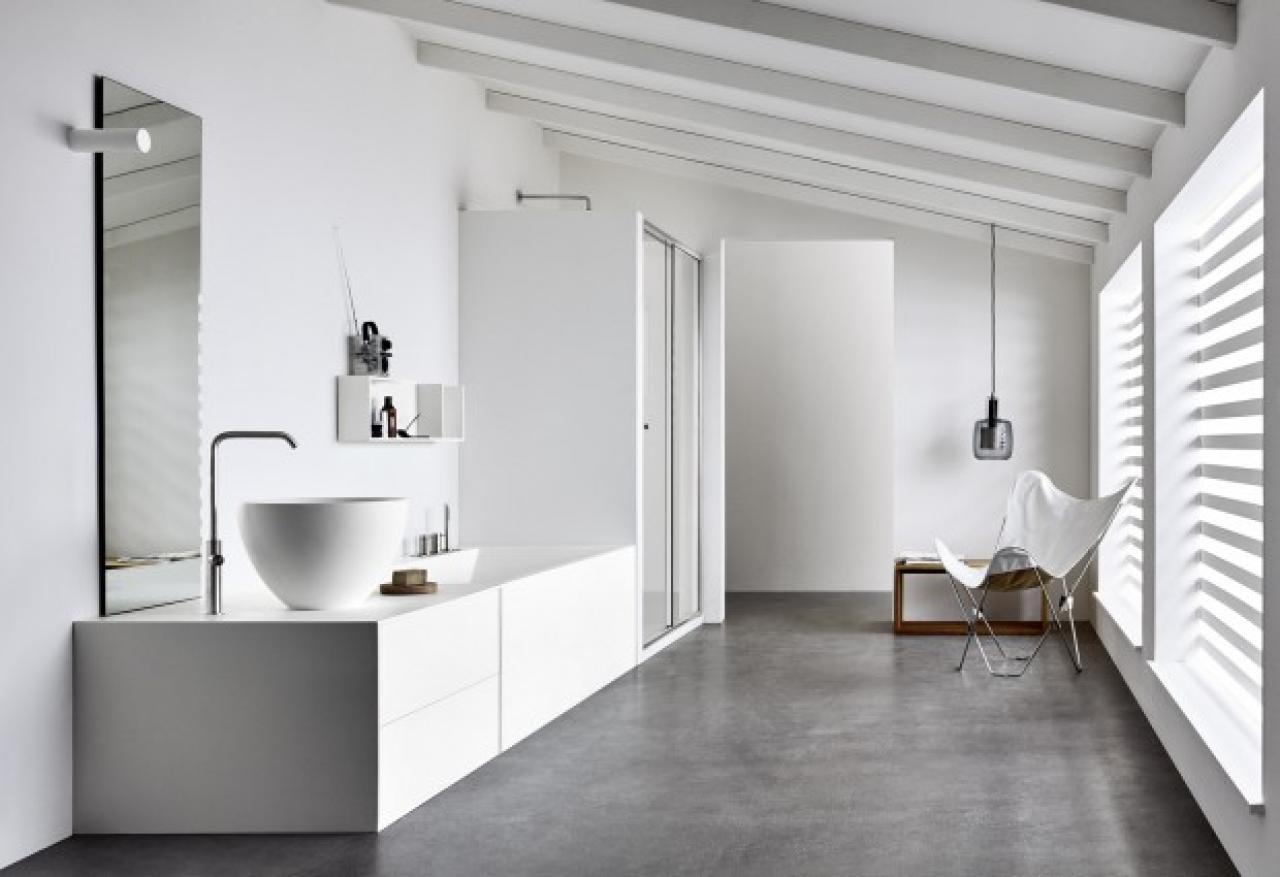 Arredamento Di Design rexa, elementi di arredo per il bagno di design | fratelli