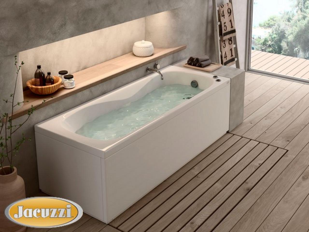 vasca Jacuzzi Soho, offerta outlet Vicenza | Fratelli Pellizzari